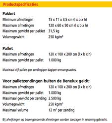 Dhl Europlus Boek Nu Direct Cheapcargocom