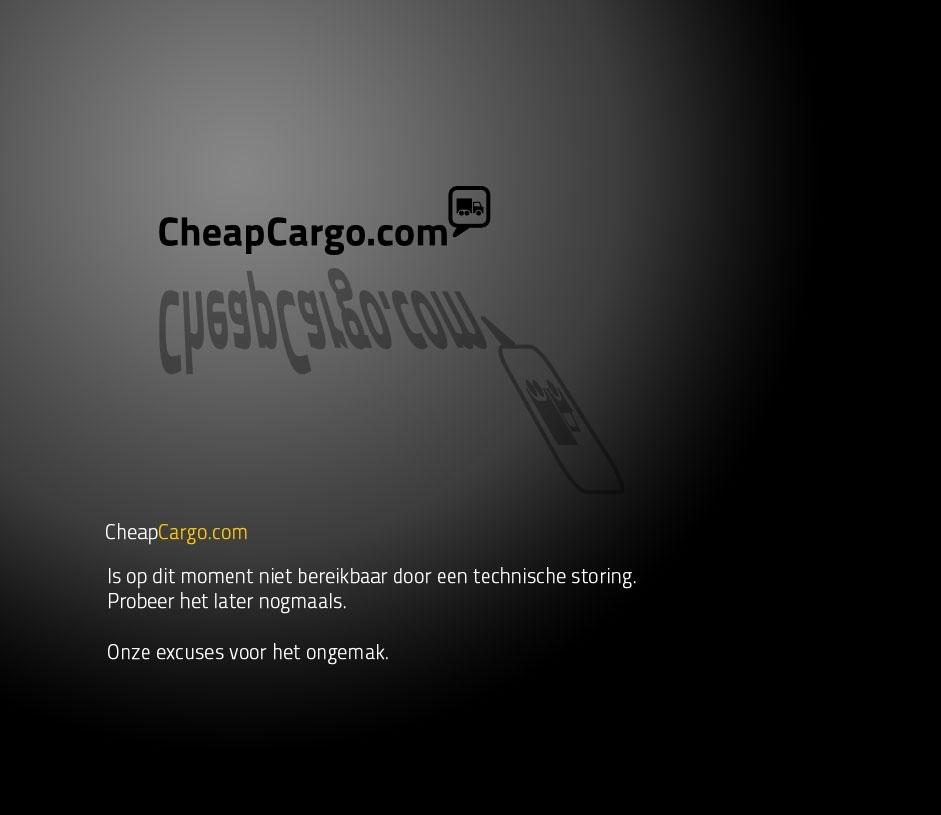 CheapCargo.com - Offline